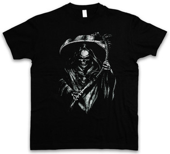 You Belong To Me The Death Skeleton Scythe Cloak Hood T-Shirt Cotton O-Neck Short Sleeve Men's T Shirt New Size S-3XL giant bicycles mountains bikes t shirt s to 3xl