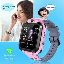 Q15 Neue kinder Tracker Uhr Smart Watch LBS Wasserdichte Kamera IOS Android Multifunktions Digitale childern Armbanduhr Geschenk
