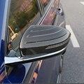 Для Changan CS75 Plus 2019 2020 ABS Хромированная дверная боковая крышка зеркала заднего вида отделка заднего вида анти-Натирание ChromeCar-Стайлинг аксессу...