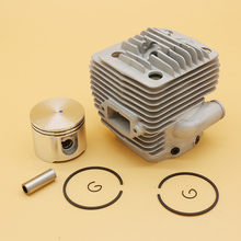 Nikasil Cylinder Piston 56mm Fit For Stihl TS700 TS700Z TS800 TS800Z TS 700 800 Concrete Cut Off Saw Replace Spare Parts