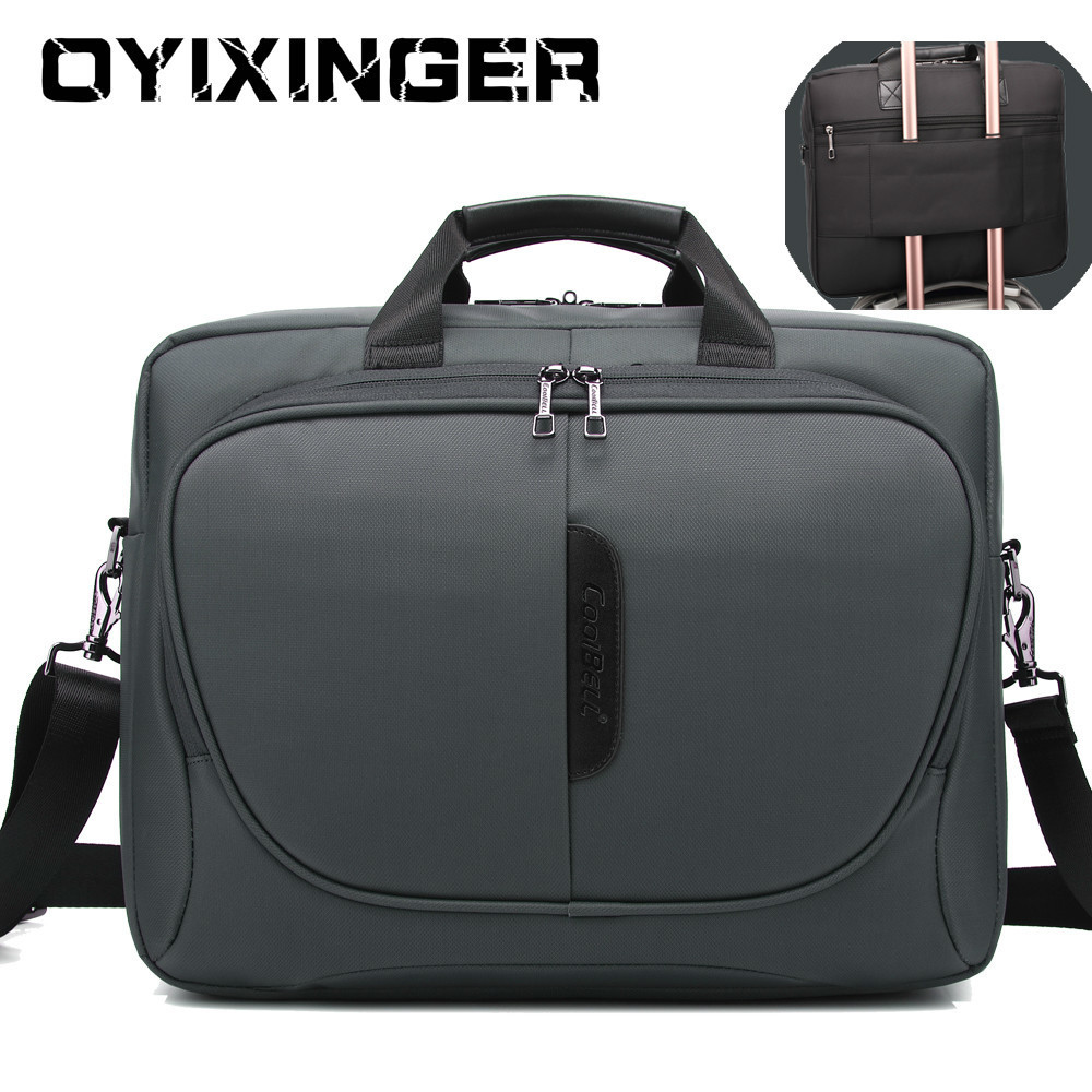 2020 New Man 15.6 Inch Laptop Bag Notebook Computer Bag Waterproof Messenger Shoulder Bag Men Women Briefcase Business Bolsa Tas