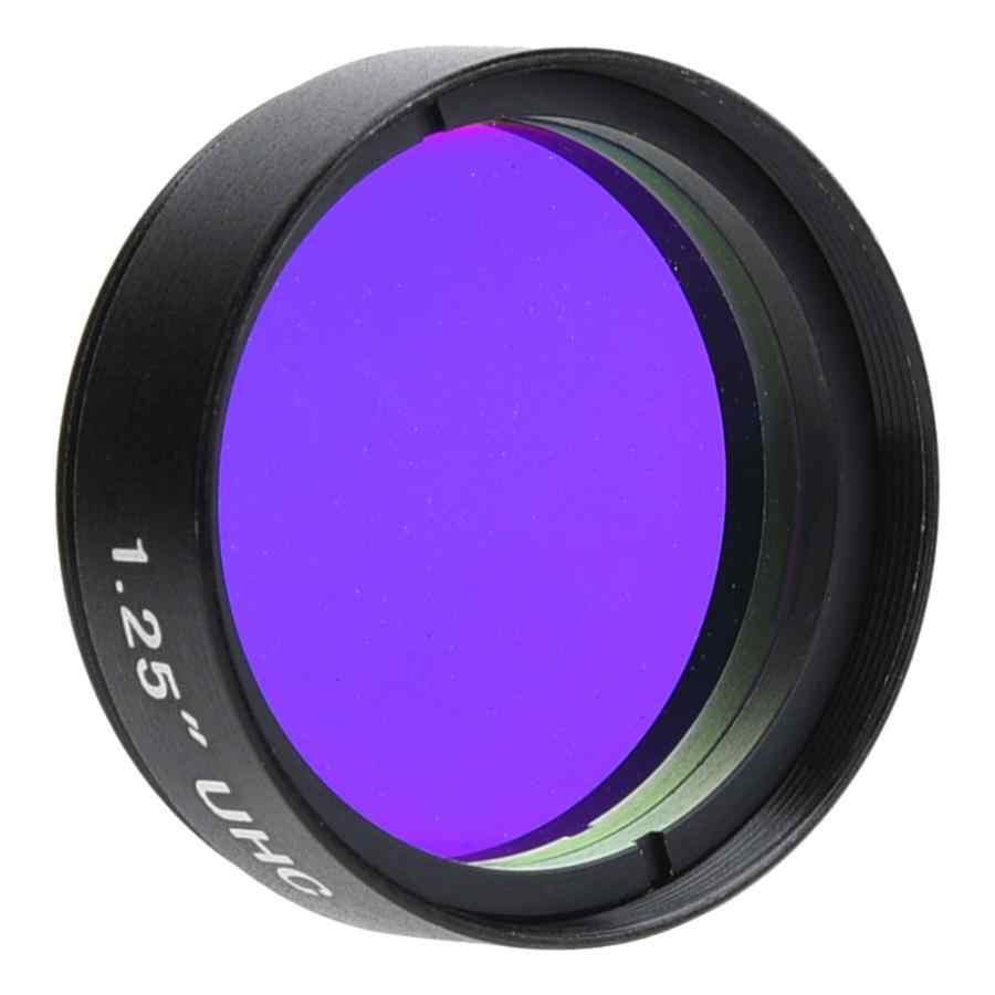 1.25 망원경 필터 31.7mm 필터 천체 망원경 용 UHC 필터 깊은 하늘 물체의 단안 용 눈 관찰