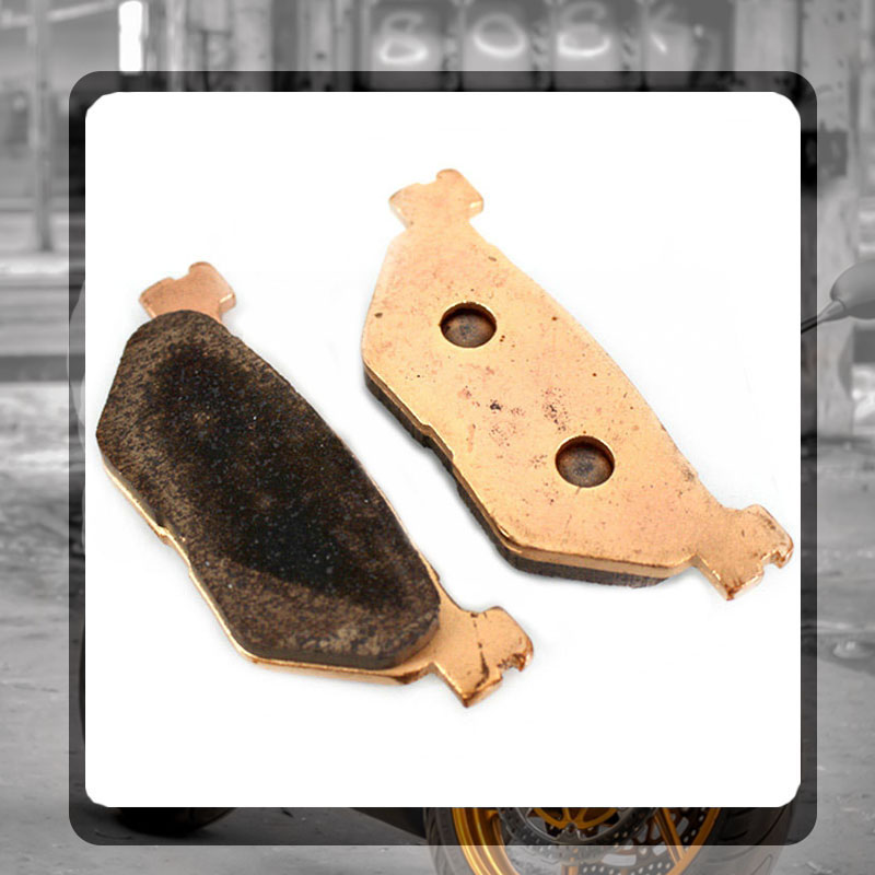 For <font><b>YAMAHA</b></font> <font><b>XT1200</b></font> Z Super Tenere 2011-2016 FJR1300 2003-2015 Motorcycle accessories rear brake pads rear brake discs image