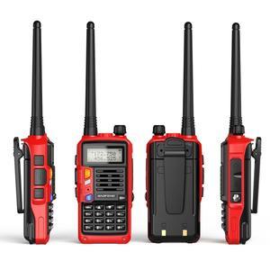Image 2 - 2021 BaoFeng UV S9 Plus 10W/8W Portable talkie walkie 20km longue portée jambon Radio émetteur récepteur de baofeng uv 5r Radio bidirectionnelle