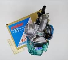 Para keihin koso oko power jet pwk carburador para 28mm 2t 4t motocicleta