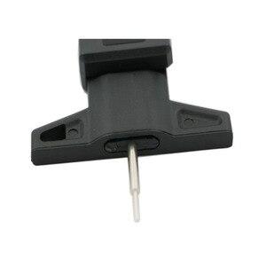 Image 5 - Righello di profondità del modello di pneumatico LED Display digitale elettronico calibro a corsoio per pneumatici Tester di profondità del battistrada digitale righello di misurazione dei pneumatici