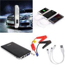 12V Портативный светодиодный автомобиль скачок стартер Батарея Зарядное устройство Booster чрезвычайных Мощность банка