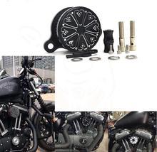 Воздухозаборный фильтр для мотоцикла Harley Sportster XL883 XL1200 x48 2004 2005 2006-2016, универсальный автомобильный фильтр для воздухоочистителя