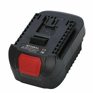 Image 5 - Li ion Batterie Adapter Für MAKITA 18V Batterie Konvertieren zu BOSCH 18V MT20BSL Cordless Power Tools