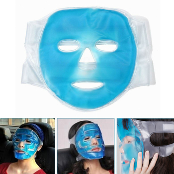 Cold Eye Mask Ice Gel Eye Fatigue Relief Reduce Dark Circles Eye Care Relaxing Sleeping Eye Patch mask remove Edema face mask