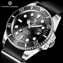 PAGANI DESIGN 2020 Men Mechanical Watch Luxury Fashion Waterproof Watch