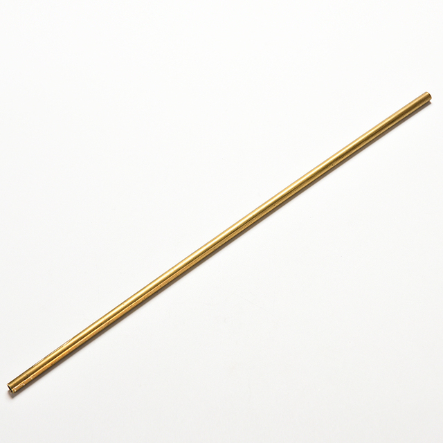 Brass Tube Pipe Tubing Round Inner 2mm 3mm 4mm 5mm Long 300mm Wall 0 /_WKNIUSEJju