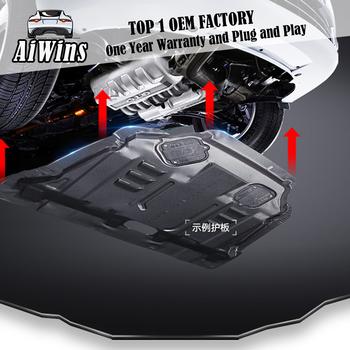 Aiwins Car styling dla Honda Odyssey plastikowa osłona silnika 2015-dla Odyssey płyta ochronna błotnika silnika ze stali stopowej silnika tanie i dobre opinie Jest (pochodzenie) Steel 1 2kg Iso9001 For Honda Odyssey