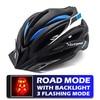 BlackBlue LED Helmet