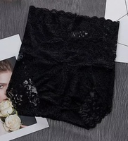 High waist-Black