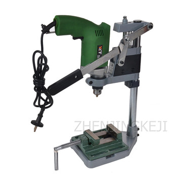Electric Drill Support Single Hole Electric Drill Support Aluminum Alloy Power Tool Accessories Used for Fixed Electric Drill drill electric hitachi d10vg