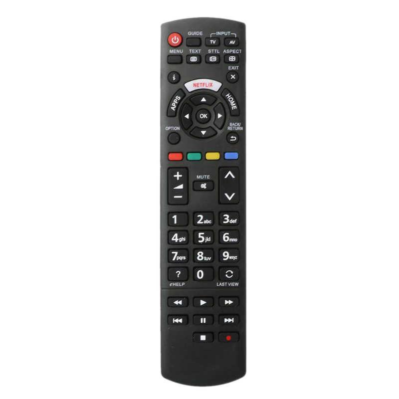 استبدال وحدة تحكم عن بعد لأزرار باناسونيك تلفاز LED ذكي Netflix