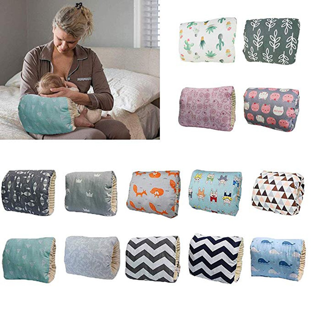 Breast Feeding Pillow Adjustable Nursing Breastfeeding Baby Support Cushion