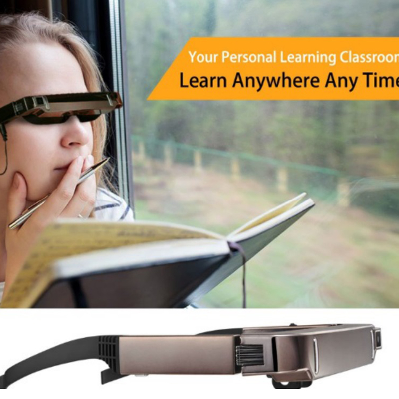 Vision 800 Smart Android WiFi Glasses 80