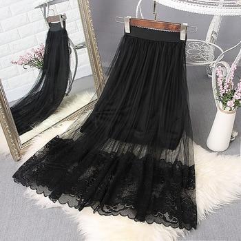 Women's Slim Long Skirts