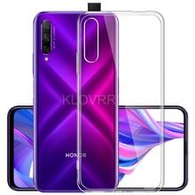 Силиконовый чехол для huawei Honor 9X Pro mate 30 20 X 20i Note 10 P20 P30 lite Coque корпус телефона Fundas для huawei Nova 5i pro 5 3 3i 5T