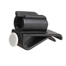 1 шт. держатель для клюшек для гольфа прочный держатель для клюшек для гольфа зажим для клюшек аксессуары для гольфа черный