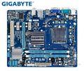 Оригинальная Материнская плата Gigabyte для ПК  DDR3 LGA 775  материнская плата для настольного ПК с процессором G41  с процессором Gigabyte и процессором ...