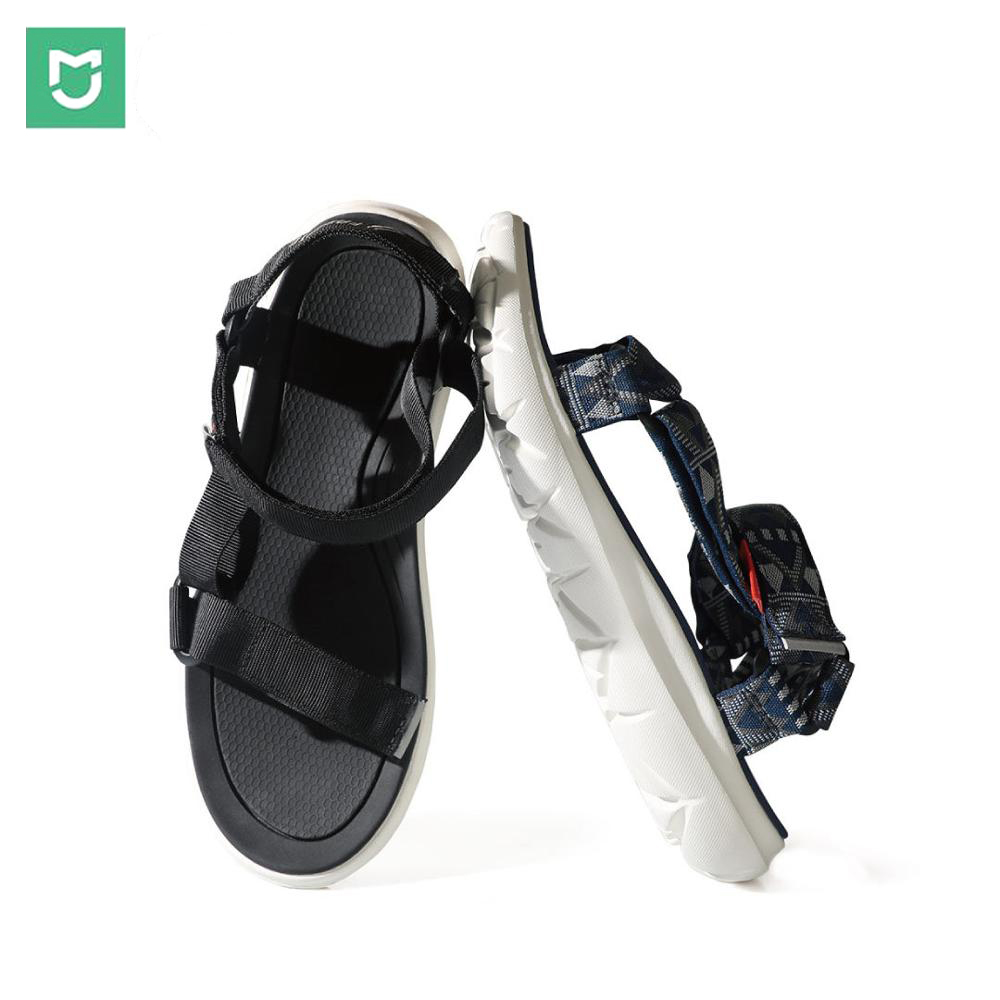 Youpin mijia curved magic belt sandals Non-slip wear-resistant free buckle sandals suitable for spring and summer Smart