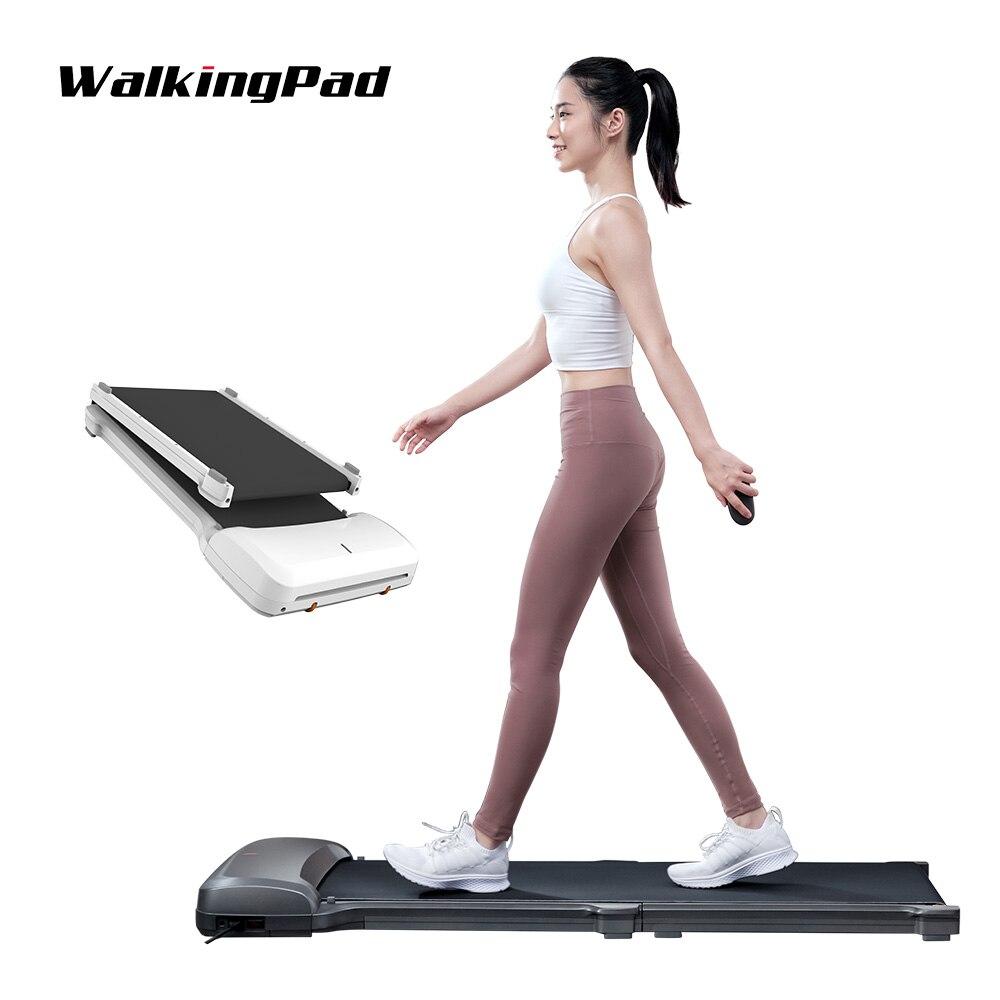 KingSmith-WalkingPad-tapis-roulant-Walk-C1-apparecchio-Fitness-pieghevole-esercizio-aerobico-intelligente-telecomando-App-Connect-Home Il nuovo tapis roulant Xiaomi WalkingPad C1 pieghevole con APP + telecomando
