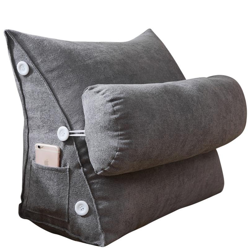 Meditation Back Cushion Pillow Bed Head