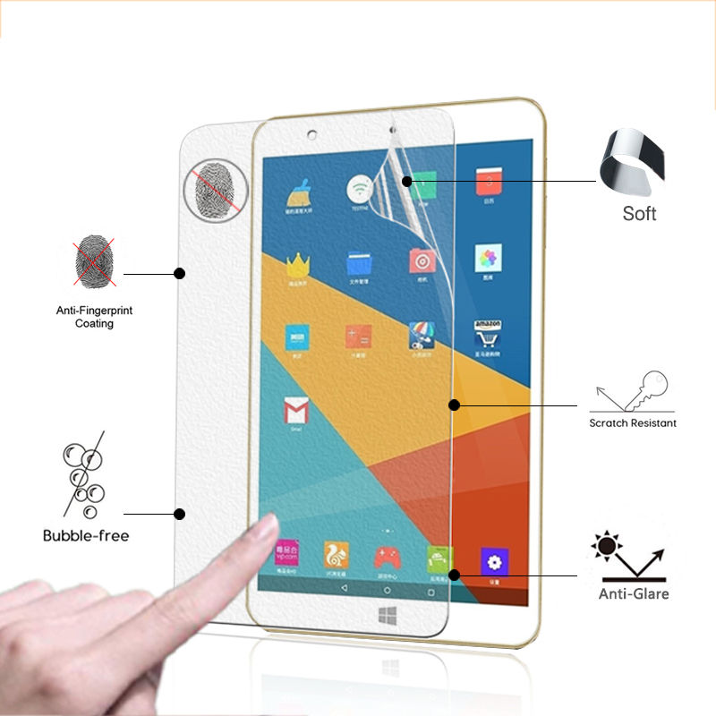 Premium Anti-Glare Matte Protective Film For Onda V80 Plus 8.0