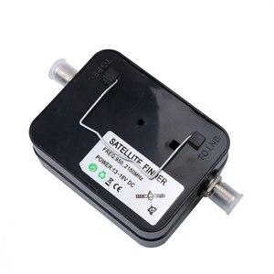 Image 4 - Medidor de satélite digital, ferramenta ponteiro de sinal de tv digital fta lnb satv para caixa de tv