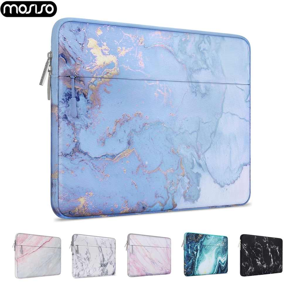Mosiso Laptop Sleeve Bag Notebook Case 13.3 14 15 15.6 Inch Waterdichte Laptop Cover Voor Macbook Pro Air Hp Dell acer Asus Lenovo