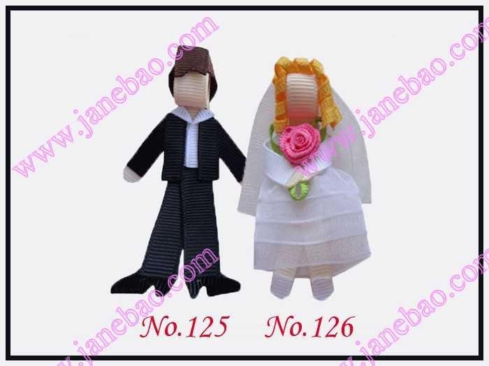 150 шт символ волосы Луки(люди) скульптура волосы клиппи Стиль Бутик волос лук девушка Жук Луки