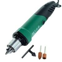 30000 rpm 480 w de alta potência mini gravador broca elétrica com 6 posição velocidade variável para ferramentas rotativas dremel Ht2419-2420 (plug eua