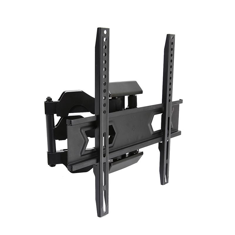 20KG TV Wall Mount Bracket Fixed Flat Panel TV Frame Adjustable Universal for 26-55 Inch LCD LED Monitor Flat Panel