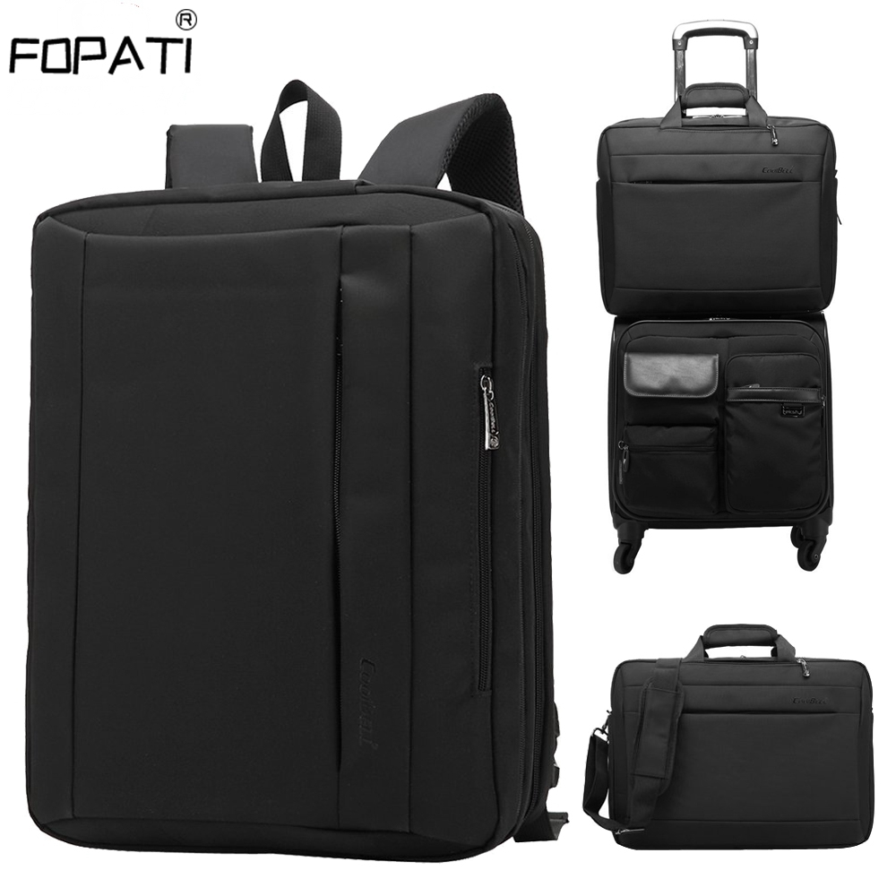 Convertible Large Laptop Backpack Men 15,17 Inch Business Shoulder Bag Backpack Men School Bag For Teenage Travel Bag
