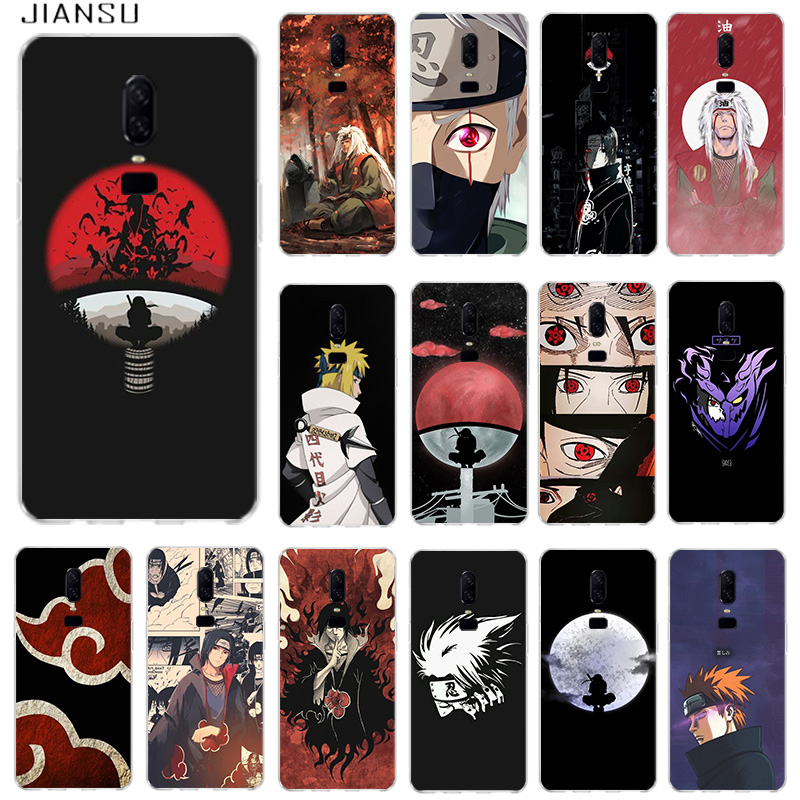 <font><b>Anime</b></font> Narutose Phone <font><b>Case</b></font> For OnePlus 3 <font><b>3T</b></font> 5 5T 6 6T 7 7T Pro Cover For <font><b>One</b></font> <font><b>Plus</b></font> 8 Pro Coque Silicone Soft TPU Shell image