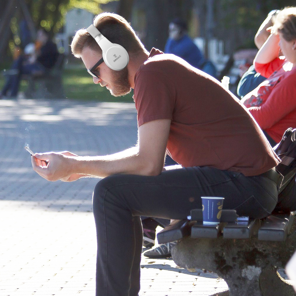 Mifo O5 plus, мини TWS, наушники, беспроводные, Bluetooth, наушники, водонепроницаемые, спортивные, HiFi, бас, стерео, шумоподавление, вкладыши - 5