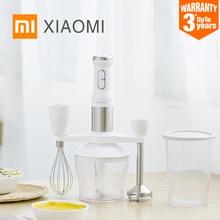 XIAOMI MIJIA QCOOKER CD-HB01 ручной блендер Электрический кухонный портативный кухонный комбайн миксер соковыжималка многофункциональная быстрая приготовление пищи