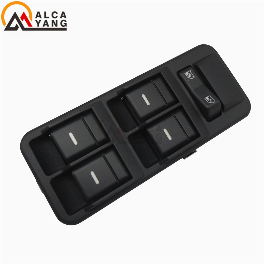 YUD501570PVJ front left door window master switch for Land Range Rover Discovery 3 Range Rover Sport Door Window Control Switch(China)
