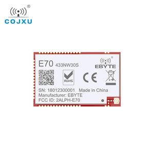 Image 3 - CC1310 وحدة 433 mhz 1 واط مصلحة الارصاد الجوية جهاز الإرسال والاستقبال اللاسلكي E70 433NW30S IoT 433 mhz IPEX هوائي الارسال والاستقبال