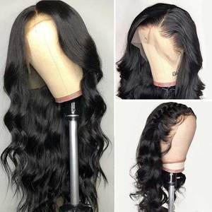 Image 2 - 13x4 Lace Front Human Hair Wigs Brazilian Body Wave Lace Wig With Baby Hair Glueless Beaudiva Remy Human Hair Lace Closure Wigs