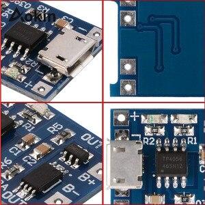 Image 4 - 5 個 TP4056 5V 1A マイクロ USB 18650 リチウム電池の充電ボード充電器モジュール保護 arduino の diy キット送料無料