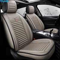 Housses de siège de voiture Ynooh pour renault logan 2 duster logan laguna 2 espace protection de voiture