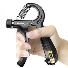 5-60Kg Gym Fitness Hand Grip Men Adjustable Finger Heavy Exe