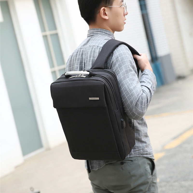 Large Capacity The Bobby Anti Theft Backpack