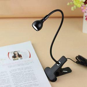 Led usb 5 v luz branca leitura proteger olho lâmpada de cabeceira  luz da noite Luminária de mesa     -