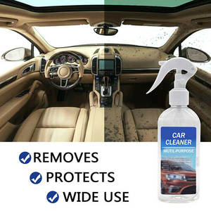 Cleaning-Tool Bubble-Cleaner Multi-Purpose Car-Interior Home-Fp New