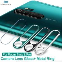 Закаленное стекло для Xiaomi Redmi Note 8 Pro 8T K20 чехол для Redmi Note 8 Защитное стекло для объектива камеры защитное кольцо Крышка
